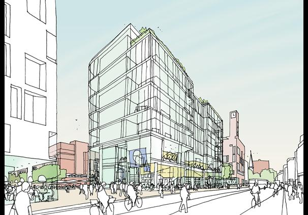 King Street plans approved