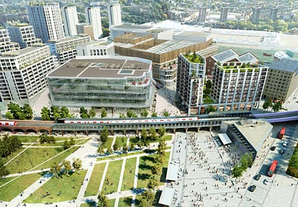 Shepherds Bush Regeneration Plans Approved