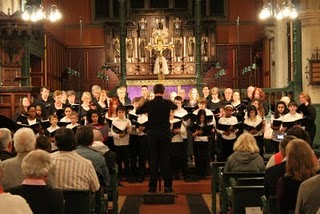 Holy Innocents Church Winter Concerts 2014