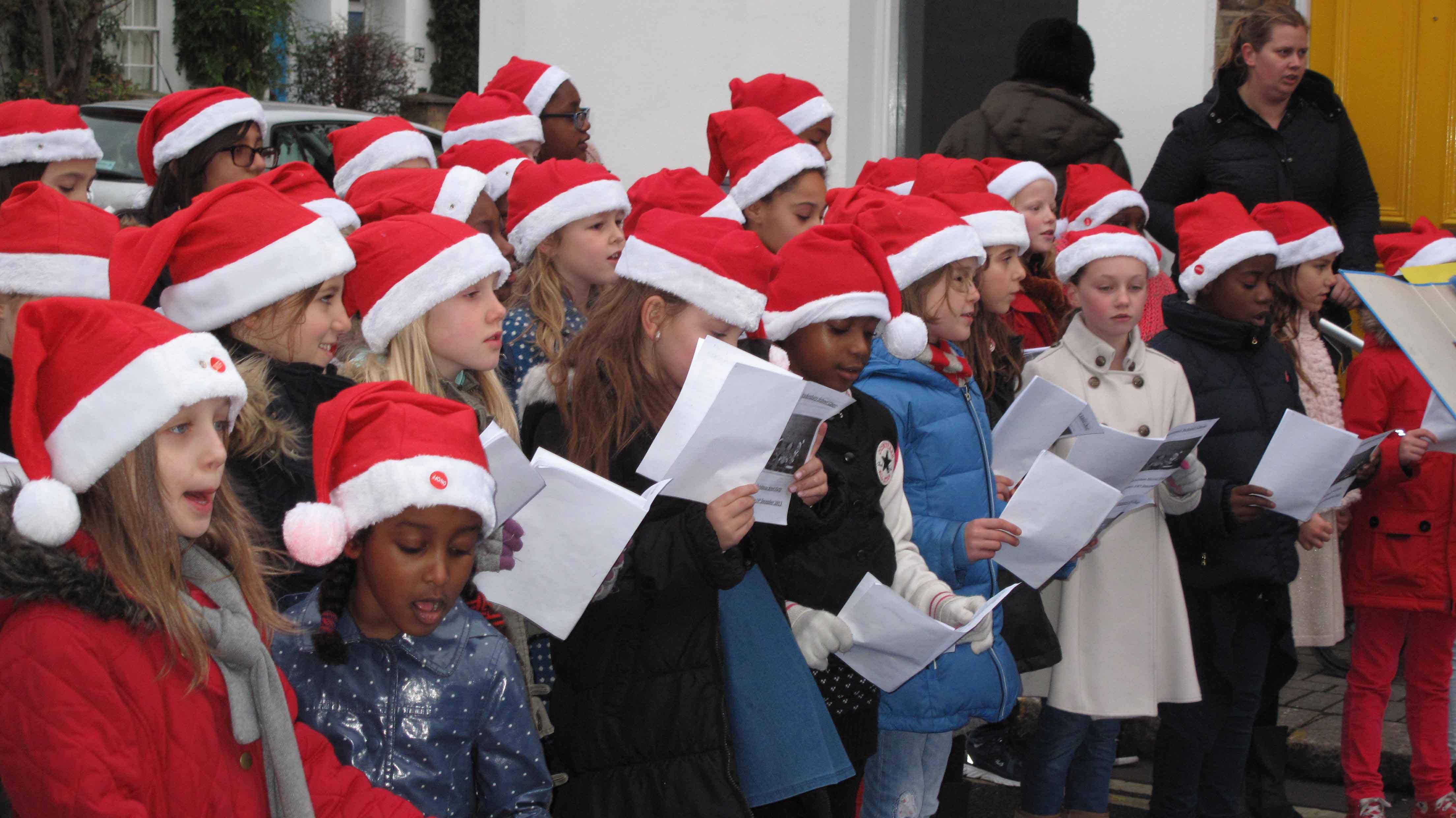 Christmas Carols 2013 | Brackenbury Residents' Association