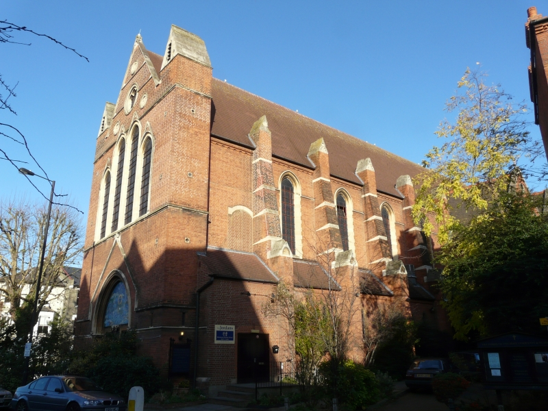 Choral Evensong at Holy Innocents Church – Sunday 5th October
