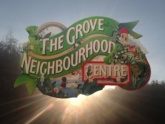 Tea Dance at the Grove Neighbourhood Centre 28 May 2015