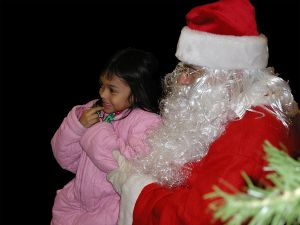 Christmas Comes to Lyric Square on December 6