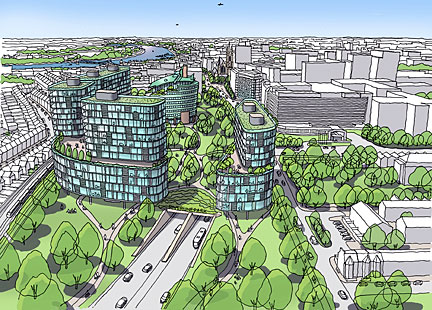 Hammersmith and Fulham's Hammersmith Flyunder plans