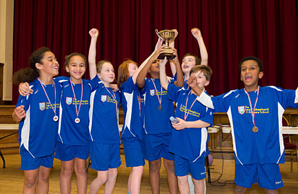 Good Shepherd and Brackenbury crowned champions in skittleball clash