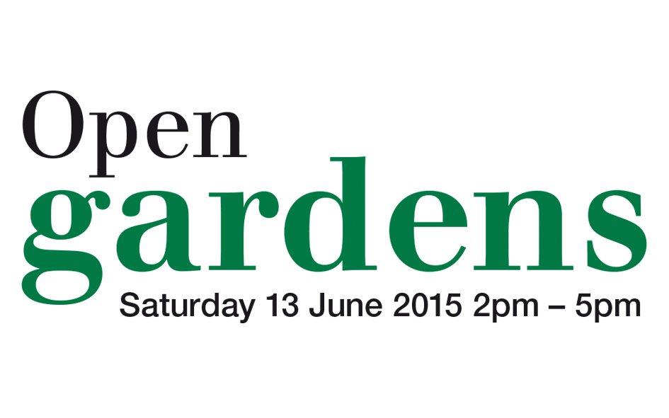 Hammersmith United Charities Open Gardens Saturday 13 June 2015
