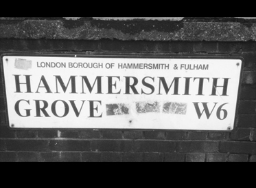 Hammersmith Grove residents oppose storm relief sewer plan