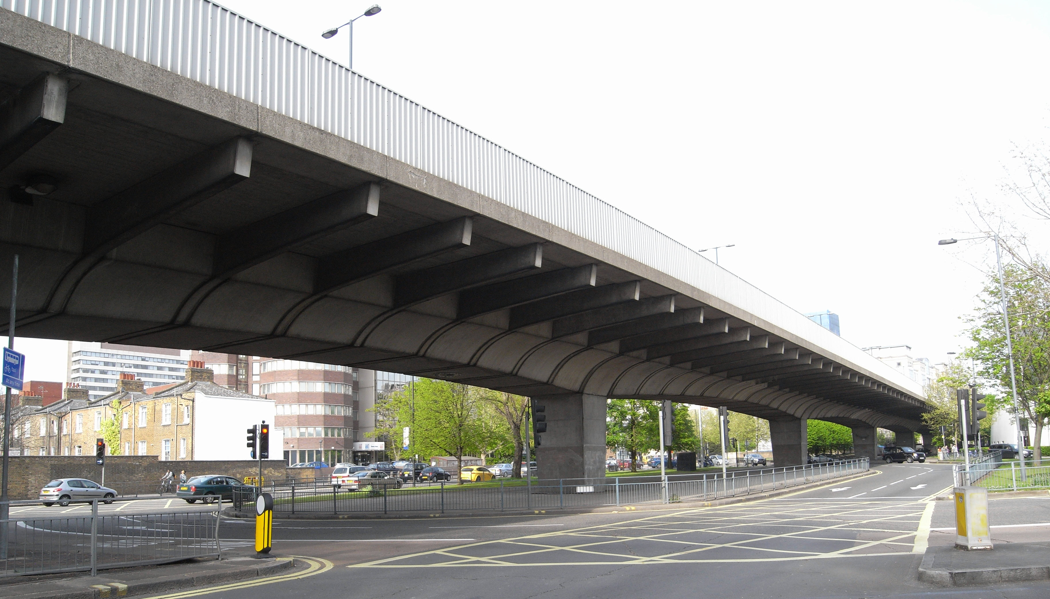 New Overnight Closures on Hammersmith Flyover