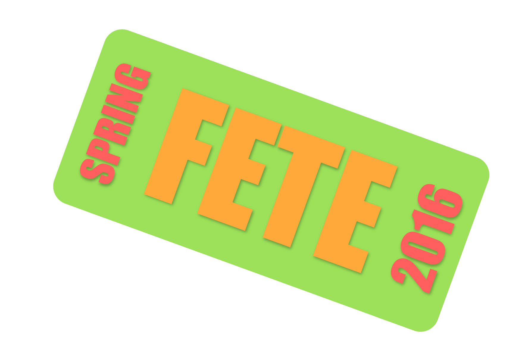 GROVE NEIGHBOURHOOD SPRING FETE – SAT 19TH MARCH 2016 – 1 to 3 P.M.
