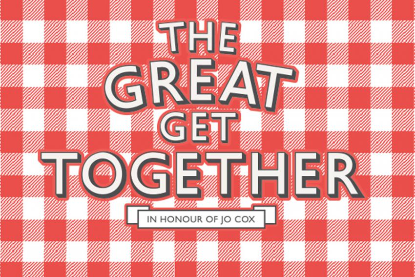 'The Great Get Together' 17 and 18 June