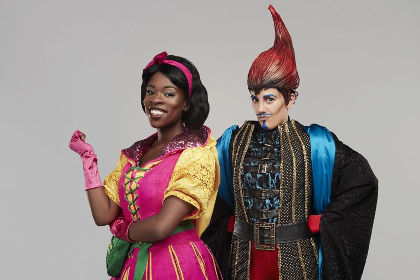 Panto stars announced for Jack and the Beanstalk at the Lyric