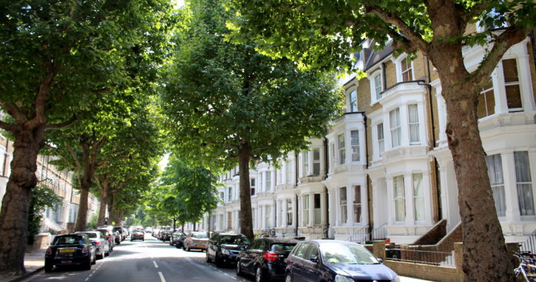 Hammersmith Grove Zero Emission Zone