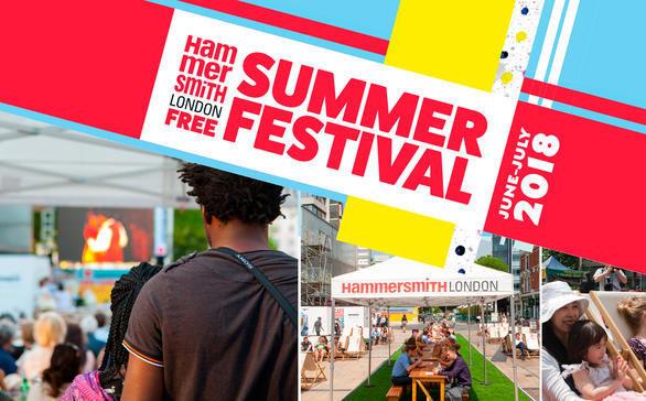 Hammersmith Summer Festival 2018 Begins